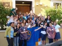 В этот раз в Риме собрались гости из более чем 15 стран Европы