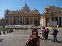 Ватикан - самое маленькое государство в Европе